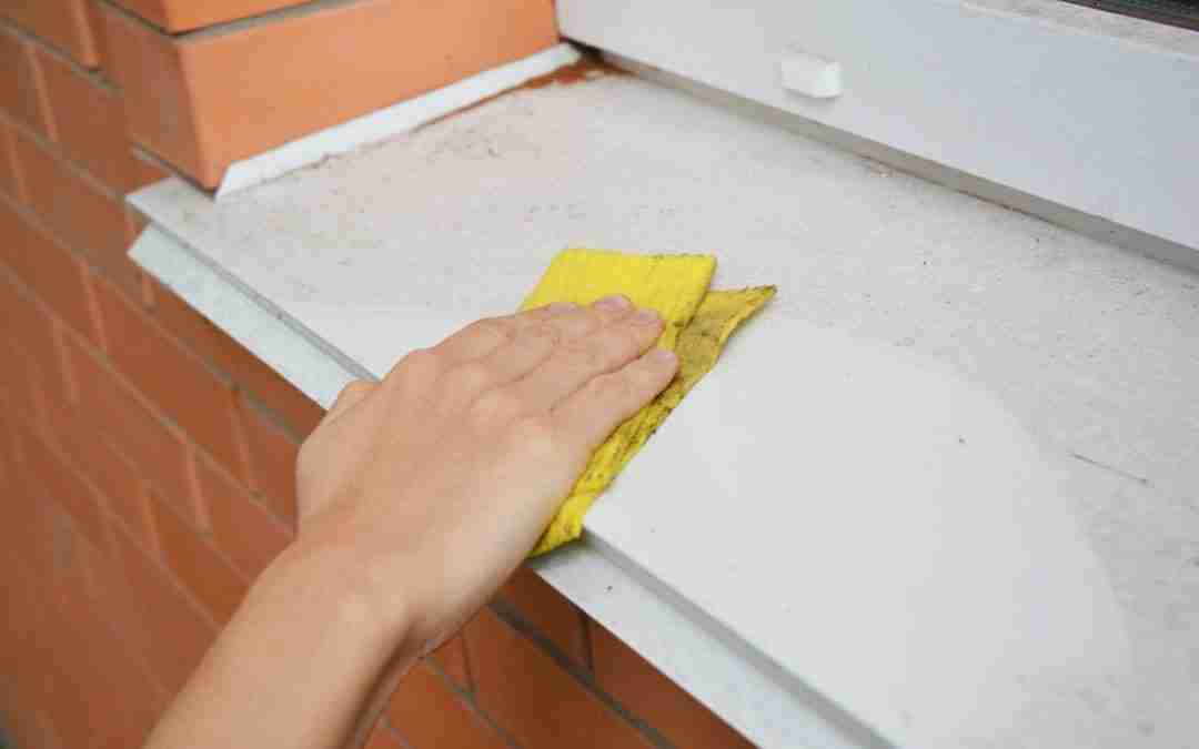 best way to clean house siding