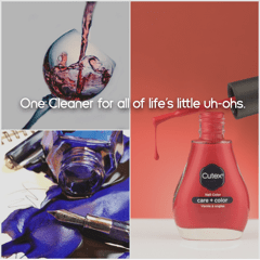 From wine to ink to nailpolish, Pro-Tek cleans them all.