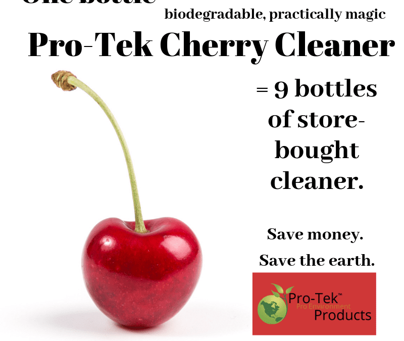 Save money. Save the earth.