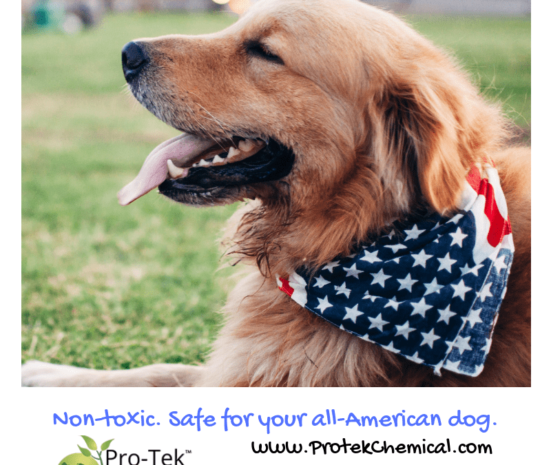 Safe for your all-American pets.
