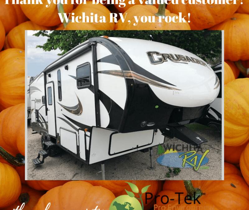 Pro-Tek Thanks Wichita RV