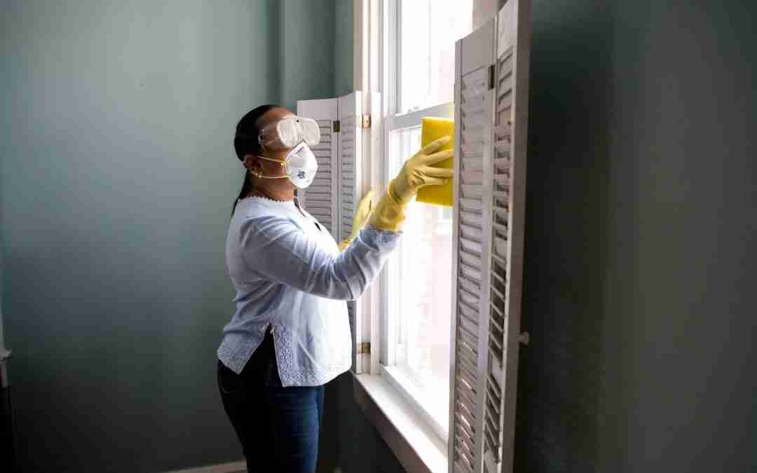 Here's the Step You Can't Miss to Properly Disinfect